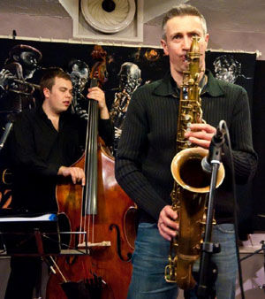 Tim Thornton Quartet