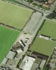 Wakefield Sports Club - aerial view