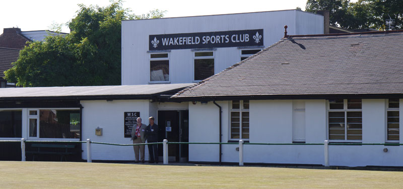 Wakefield Jazz at WSC - Clubhouse