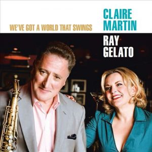 Claire Martin and Ray Gelato